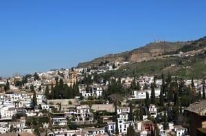 Kearney: Granada desde la Alhambra