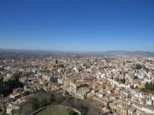 Martin: Granada desde la Alhambra