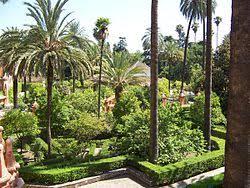 Alcazar's Garden